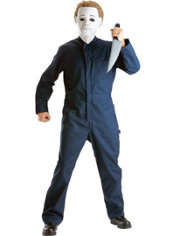 Adult Michael Myers Costume - Halloween
