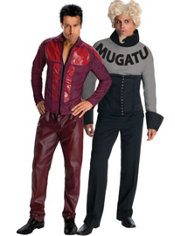 Zoolander and Mugatu Couples Costumes