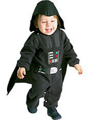 Baby Darth Vader Costume - Star Wars