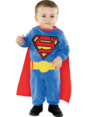 Baby Superman Costume