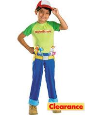 Boys Handy Manny Costume