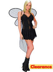Adult Nighttime Fairy Costume