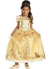 Girls Belle Costume Prestige