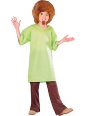 Boys Shaggy Costume - Scooby - Doo