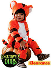 Baby Teeny Tiger Costume