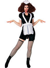 Adult Magenta Costume - Rocky Horror Picture Show