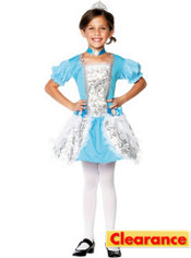 Girls Fairytale Princess Costume