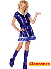 Girls Jane Jetson Costume - The Jetsons