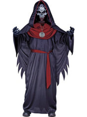 Boys Emperor of Evil Costume