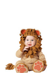 Baby Lil' Bitty Lion Costume