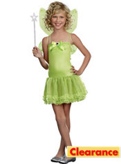 Girls Perfect Pixie Costume