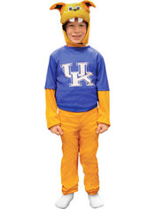 Child Kentucky Wildcats Mascot Costume