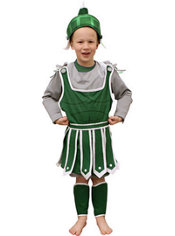 Child Michigan State Spartans Mascot Costume