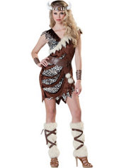 Adult Sexy Barbarian Costume