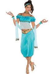 Adult Princess Jasmine Costume
