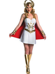 Adult She-Ra Costume Deluxe - Masters of the Universe