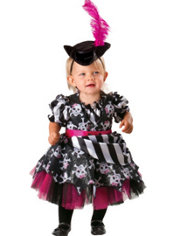 Baby Abigail The Pirate Costume Deluxe