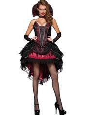 Adult Vampire's Vixen Costume