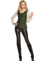 Adult Gretel Costume - Hansel and Gretel: Witch Hunters