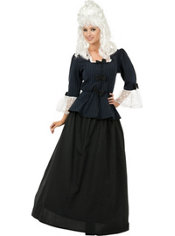 Adult Martha Washington Costume