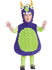 Baby Purple Monster Costume