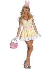 Adult Eggstra Cute Costume