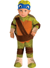 Toddler Boys Leonardo Costume - Teenage Mutant Ninja Turtles