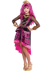 Girls Draculaura Costume Supreme - Monster High 2