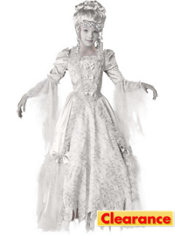 Girls Corpse Countess Costume Prestige