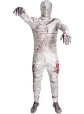 Boys Mummy Morphsuit
