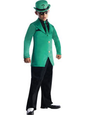 Boys Riddler Costume - Batman
