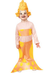 Toddler Girls Deema Costume - Bubble Guppies