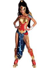 Adult Anime Wonder Woman Costume