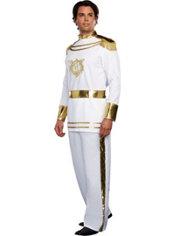 Adult Fairytale Prince Costume