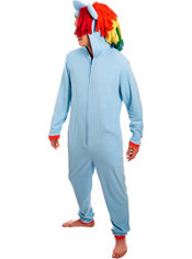 Rainbow Dash One Piece Costume- My Little Pony