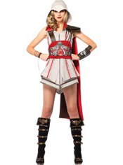 Adult Sexy Ezio Costume - Assassin's Creed II