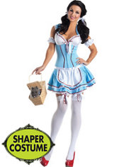 Adult Kansas Cutie Body Shaper Costume