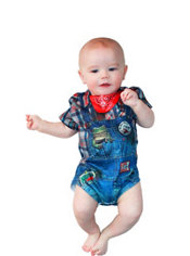 Baby Hillbilly Bodysuit