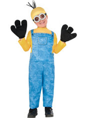 Toddler Boys Kevin Minion Costume - Minions Movie