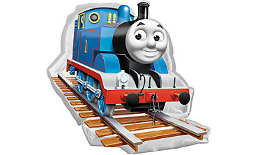 Foil Thomas the Tank Engine Balloon 30in