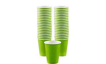Kiwi Paper Coffee Cups 12oz 40ct