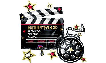 Hollywood Balloon - Clapboard