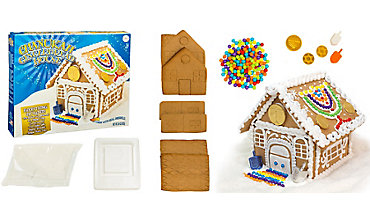 Hanukkah Gingerbread House Kit