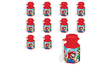 Super Mario Mini Bubbles 48ct