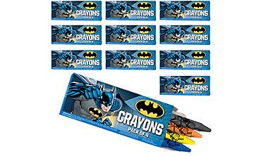 Batman Crayon Boxes 24ct
