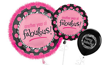 Oh So Fabulous Balloons