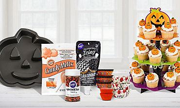 Halloween Cake & Cupcake Supplies