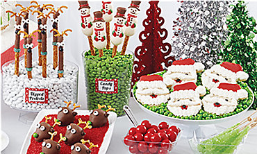North Pole Friends Sweets & Treats