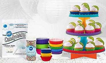 Rainbow Baking Supplies