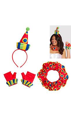 Sassy Clown Accessory Kit